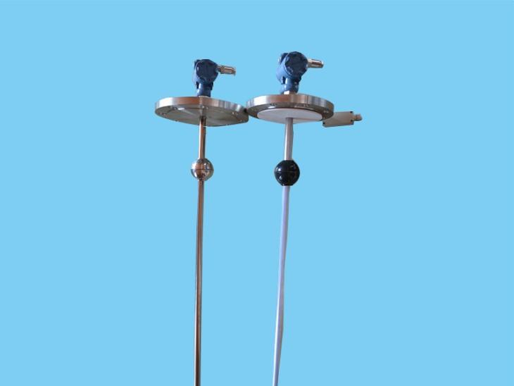 防腐磁性浮球液位变送器