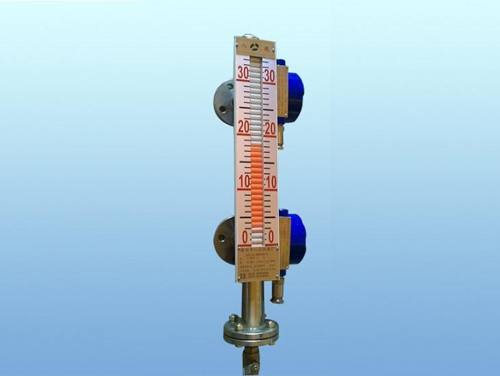 防爆磁性翻板(柱)液位计
